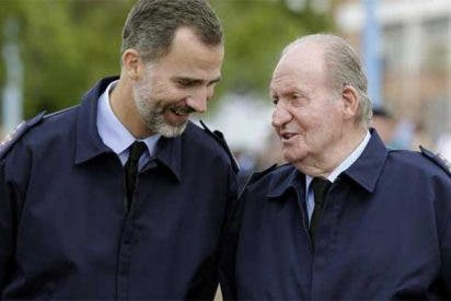 """Carlos Herrera desvela en ABC cómo fue la última reunión entre Don Juan Carlos y Felipe VI: """"Me voy para que estés tranquilo"""""""
