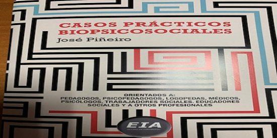 Publicado un nuevo libro de casos Biopsicosociales para las profesiones del campo legal y forense