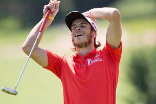 Pillan a Gareth Bale jugando al golf tras negarse a viajar a Manchester para jugar la Champions League