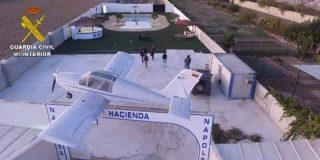 La Guardia Civil detiene a 75 miembros de una banda narco con una propiedad como la 'Hacienda Nápoles' de Pablo Escobar