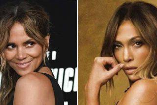 Maduras y macizas: La 'Tormenta' Halle Berry con 54 o Jennifer Lopez con 51