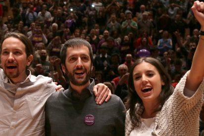 Juanma del Olmo, el fontanero de los trabajos 'sucios' de Podemos que ha empapelado el juez, fue novio de Irene Montero