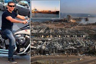 Un destartalado barco ruso abandonado y su misterioso dueño, el germen de la brutal explosión que enlutan Líbano