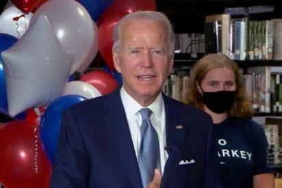 Joe Biden ya es oficialmente el candidato demócrata a la presidencia de EEUU