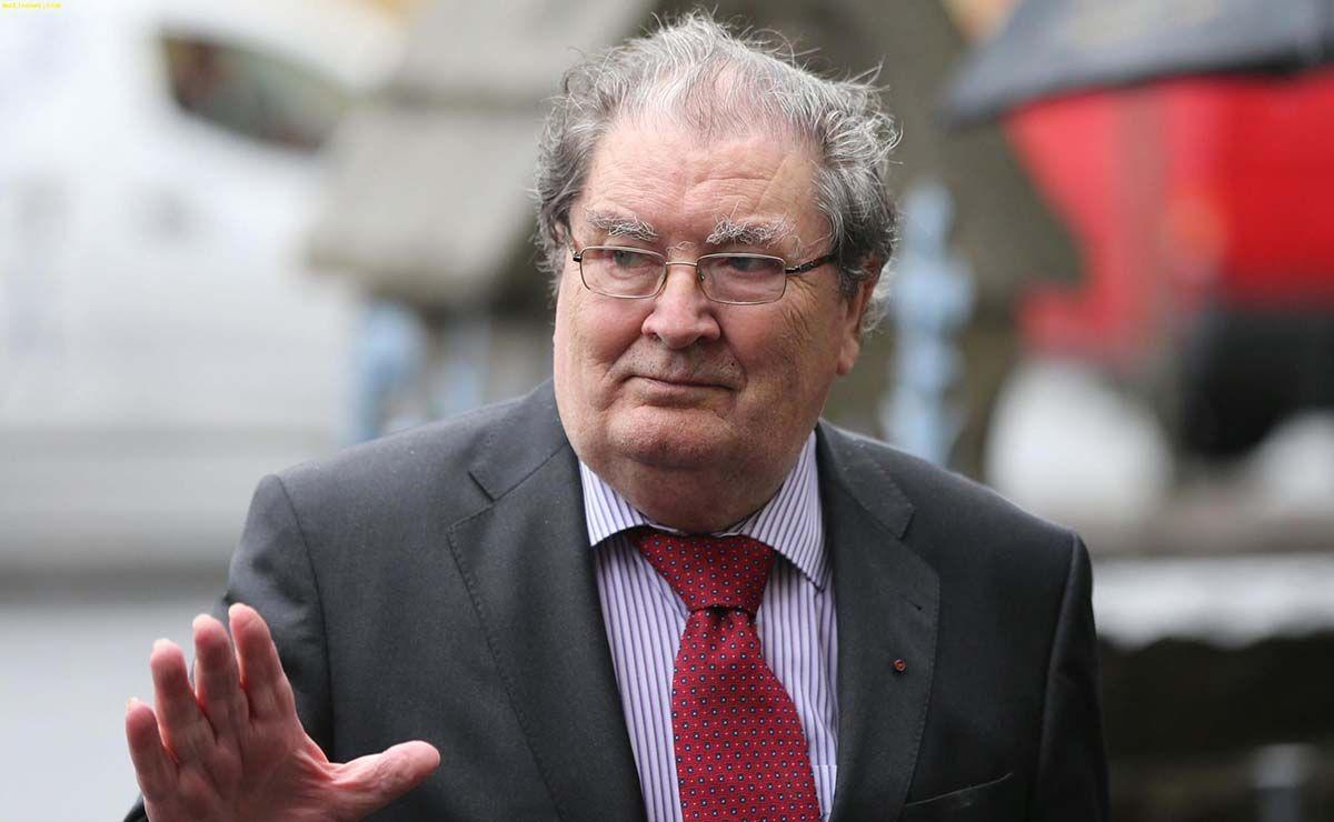 Fallece John Hume, el Nobel de la Paz por calmar el conflicto en Irlanda del Norte