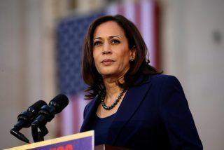 El demócrata Joe Biden elige a la senadora afroamericana Kamala Harris como su vicepresidenta