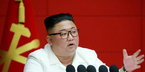 Kim Jong-un recibe la vacuna china contra el COVID junto a su familia y altos funcionarios de Corea del Norte
