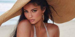 El vídeo de Kylie Jenner quitándose sensualmente el leggings