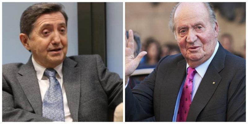 """Losantos: """"El problema de fondo es que Juan Carlos I, para mantener sus trinques y queridas, aceptó a Zapatero"""""""