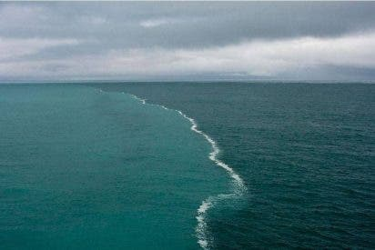 ¿Es cierto que el Océano Atlántico y Pacífico nunca llegan a mezclarse?