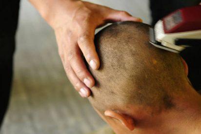 Rapan en Francia la cabeza a una chica musulmana como castigo por enamorarse de un cristiano