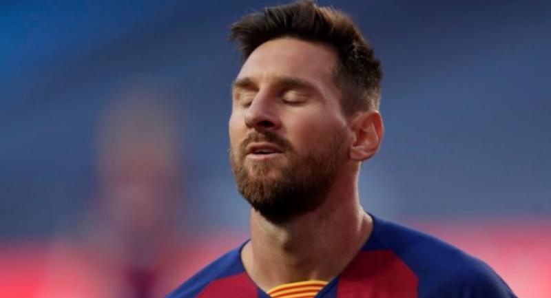 Leo Messi se va del FC Barcelona...y para siempre