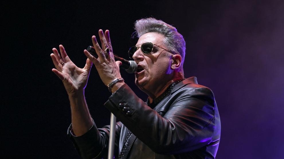 """Loquillo para el concierto para humillar al guardia de seguridad: """"¡Que sea la última puta vez que pasas delante de mi puto escenario!"""""""