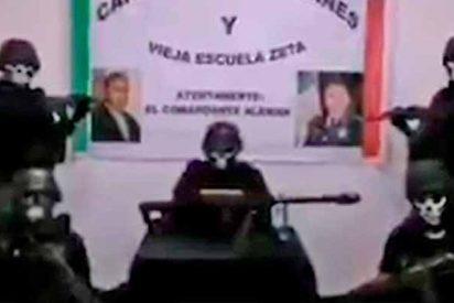 """La terrible amenaza de 'Los Alemanes' estremece a México: """"O se alinean o se mueren"""""""