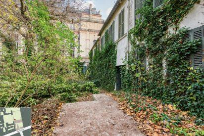 Venden una mansión en París por 35 millones...con cadáver incluido