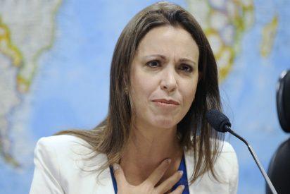 María Corina Machado cuestiona la propuesta unitaria de Juan Guaidó y opta por ir al choque en Venezuela