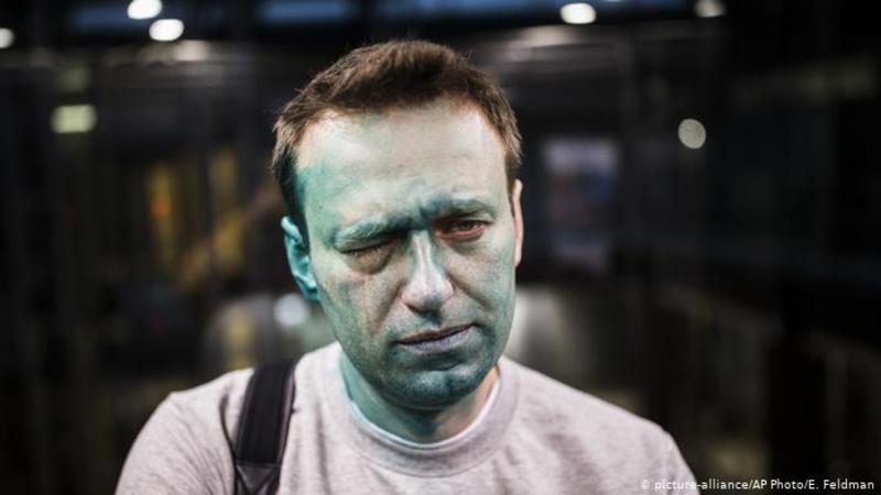 Alexei Navalny, el 'envenenado' líder de la oposición rusa, ya se encuentra en Alemania