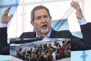 El gobernador de Sicilia ordena la salida inmediata de todos los inmigrantes ilegales en la isla