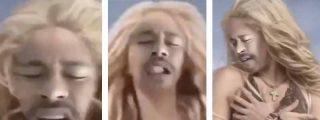 Piqué queda alucinando con la imitación más surrealista de Neymar... de Shakira