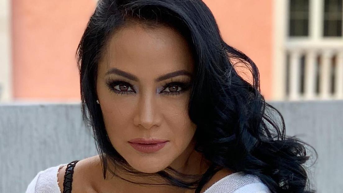 """La actriz Norkys Batista se burla de una indigente que baila en la calle: """"Despreciable en todos los sentidos"""""""