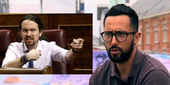 El rapero Valtònyc 'denuncia' que Pablo Iglesias le encargó la canción contra el Rey y se hizo 'el longuis' cuando lo condenaron
