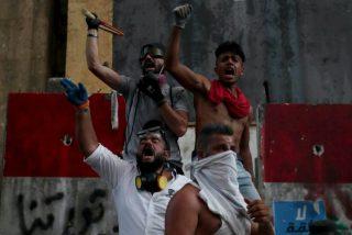 Dimite en bloque el Gobierno de Líbano tras la ola de protestas por la carnicería de la gran explosión en Beirut