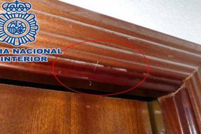 Se disparan las ocupaciones y robos de viviendas, la policía cree que es gracias a la técnica del hilo de silicona invisible