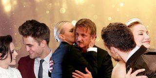Estrellas de Hollywood que tuvieron que rodar escenas de amor con su ex después del divorcio