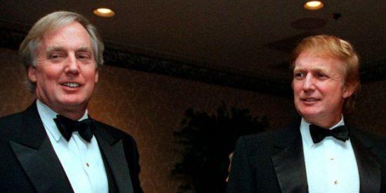 Muere Robert Trump, el hermano menor del presidente Donald Trump