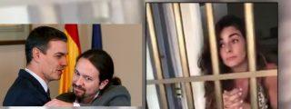 La okupa con abogado desafiando a la dueña de la casa, una alemana residente en España