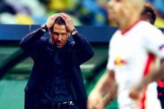 El Leipzig ejecuta al Atlético de Madrid en Champions y Simeone queda duramente cuestionado