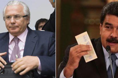 El chavismo paga 4 millones a Baltasar Garzón para evitar la extradición del testaferro de Maduro a EEUU