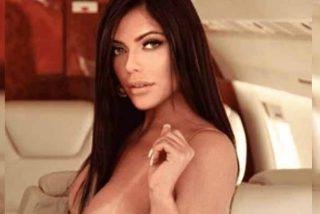 Bombardeo de sensualidad: la 'Miss BumBum' Suzy Cortez de frente contra Instagram