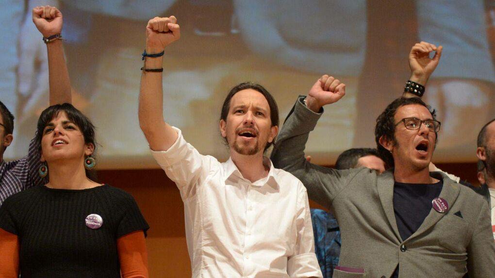 La extrema izquierda en Andalucía implosiona y se parte en dos