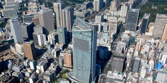 Japón: Toranomon Hills, el rascacielos más alto de Tokio