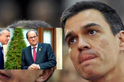 El socialista Sánchez forra con dinero público a catalanes y vascos a costa de esquilmar al resto de españoles