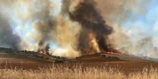 La Guardia Civil detiene al 'chapucero' que originó el incendio de Valdepiélagos