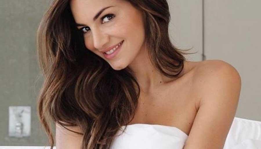 Valerie Domínguez, la prima de Shakira, luce su retaguardiacon muy poca ropa y enciende las redes