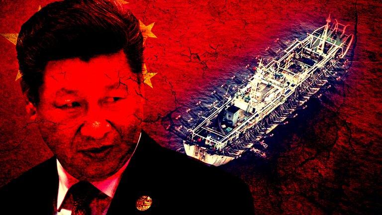 La otra armada de Xi Jinping: miles de barcos pesqueros se dedican a saquear los mares de medio mundo