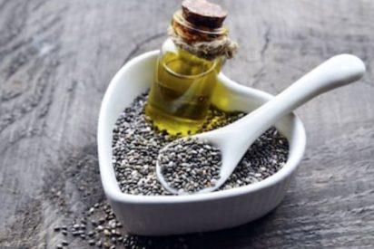 Propiedades del aceite de chía para la piel