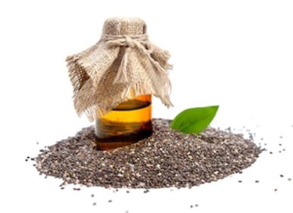 aceite de chía para la piel