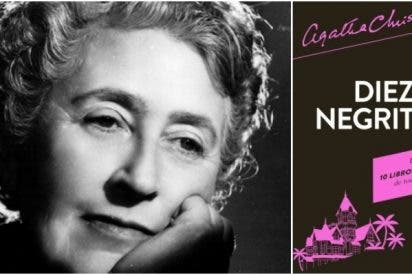 """El libro 'Diez negritos' de Agatha Christie cambia su título """"para acabar con el racismo"""""""