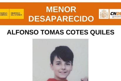 Alerta máxima en la Policía: un niño de 15 años lleva desaparecido desde el pasado viernes