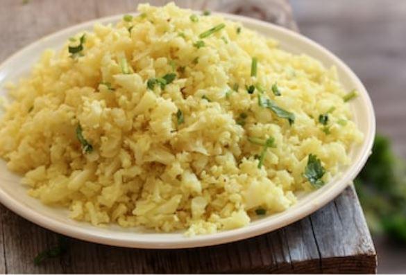 arroz de coliflor