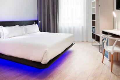 Una cadena hotelera convierte parte de sus habitaciones en oficinas