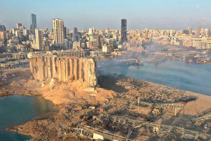 El capitán del barco ruso que trasladó el nitrato de amonio a Beirut culpa al Gobierno de Líbano de la catástrofe