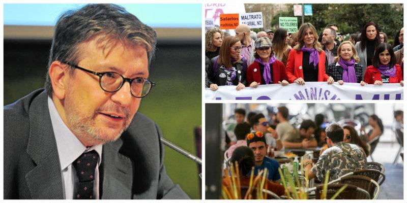 """Ignacio Camacho: """"Estamos repitiendo el error del 8-M al querer salvar el verano"""""""