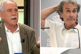 """El 'topetazo' de Pérez Henares a Fernando Simón: """"¿Cabe mayor inutilidad y desvergüenza? ¡Pues un héroe!"""""""