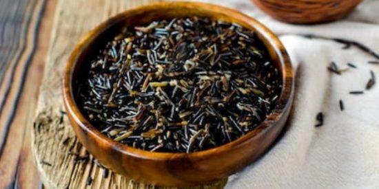 Cómo cocinar el arroz salvaje