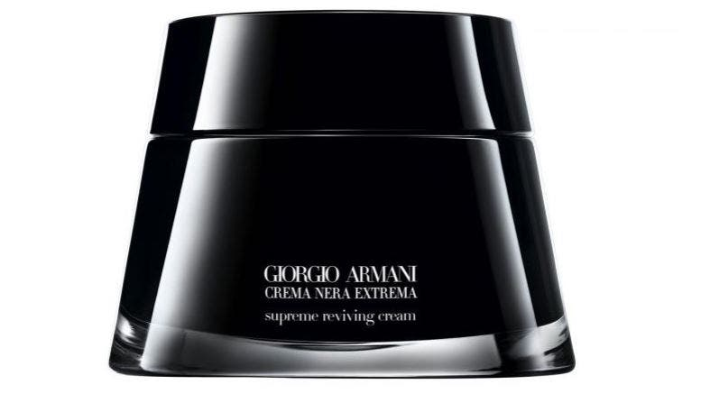 Crema Nera Supreme Reviving Cream.